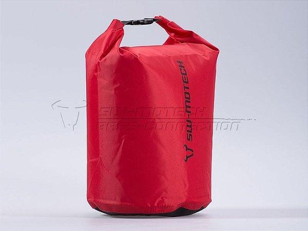 Saco Estaque Impermeável Drybag 13 Litros Vermelha SW-Motech