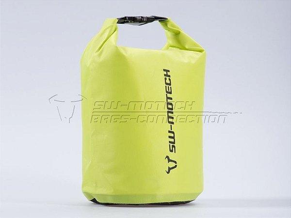 Saco Estaque Impermeável Drybag 20 Litros Amarela SW-Motech