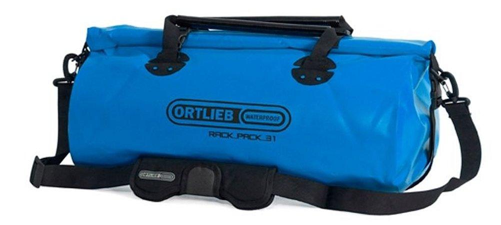 Mala Impermeável Média Ortlieb Rack Pack 31 Litros Azul