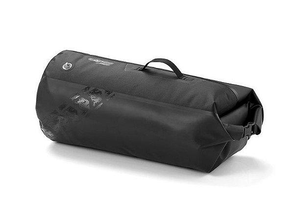 Saco Estaque Impermeável Moto Dry Bag Com Válvula 35 Litros Preta Ortlieb