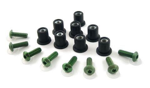 Parafuso para bolha (8 unidades) Puig Verde