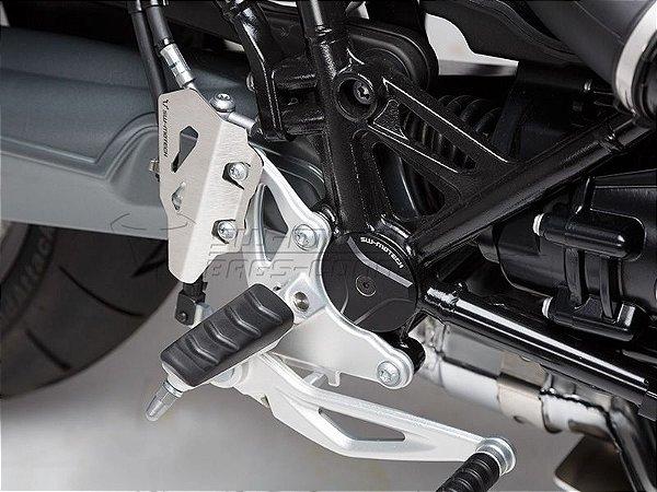 Protetor Do Cilindro De Freio Traseiro Prata BMW R9 Nine T SW-Motech