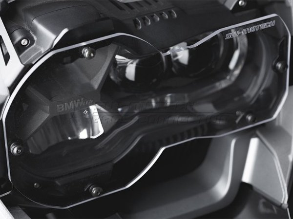 Protetor De Farol Policarbonato BMW R 1200GS Adventure SW-Motech
