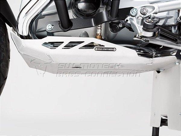 Protetor do Cárter Skid Plate Alumínio BMW R 1200GS Adventure