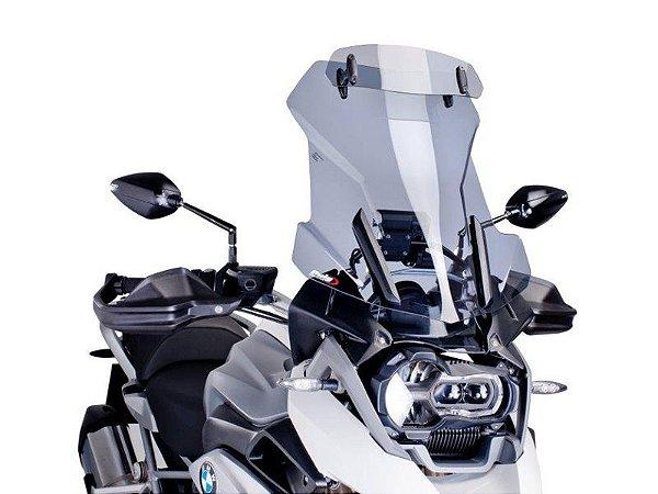 Bolha Touring Em Acrílico com Defletor Fumê Clara BMW R 1200GS Puig