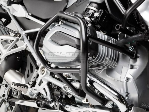 Protetor De Motor Lateral Preto BMW R 1200GS 2013