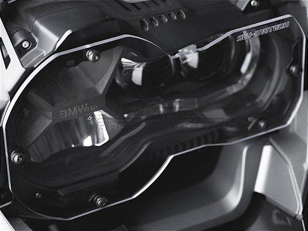 Protetor De Farol Policarbonato BMW R 1200GS SW-Motech