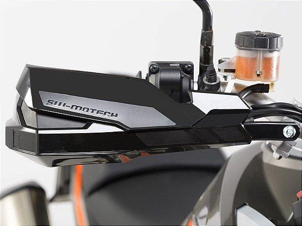 Kit Protetor de Mão Com Alma de Alumínio Kobra KTM 1190 Adventure R