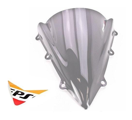 Bolha Racing Repsol Edition Em Acrílico Fumê Clara Honda CBR 1000RR 2012 - 2014