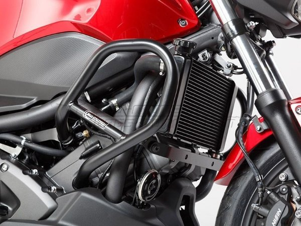 Protetor de Motor Lateral Preto Honda NC 700X SW-Motech