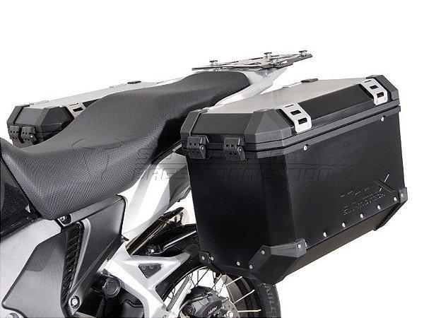 Suportes para Fixação de Malas Laterais Trax Honda VFR 1200X Crosstourer