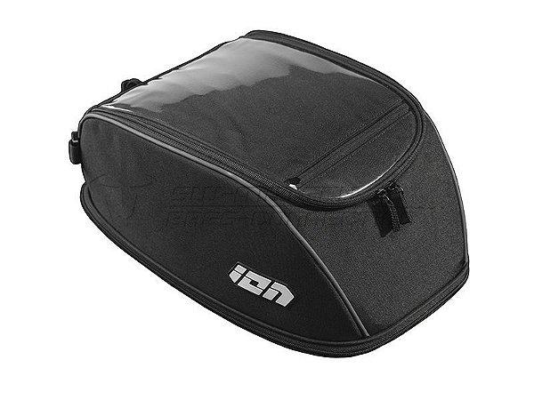 Mala De Tanque Tankbag Quick-lock Ion Two Expansível 13 a 20 Litros Suzuki GSX-R Srad 1000