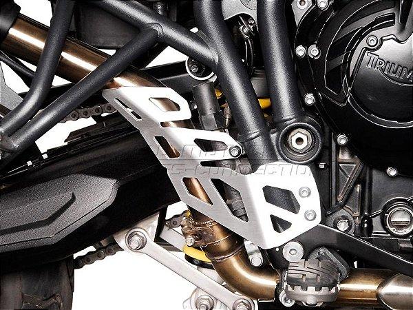 Protetor De Quadro Lado Direito Alumínio Triumph Tiger 800