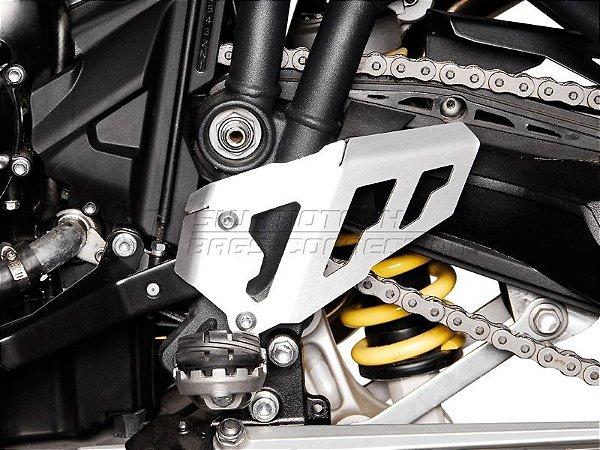 Protetor De Quadro Lado Esquerdo Alumínio Triumph Tiger 800