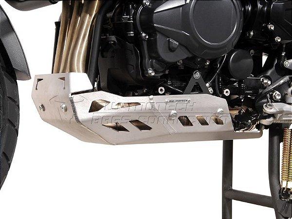 Protetor do Cárter Skid Plate Alumínio Triumph Tiger 1200