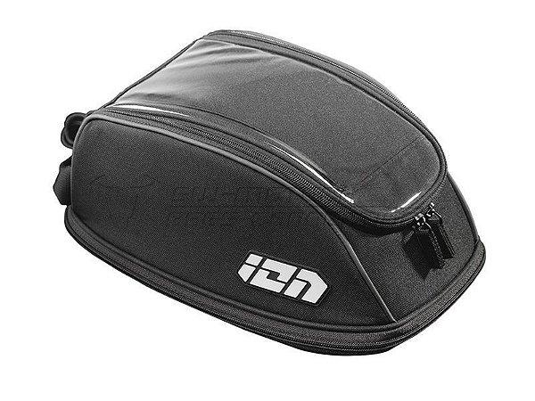 Mala De Tanque Tankbag Quick-lock Ion One Expansível 5 a 9 Litros Yamaha MT-07