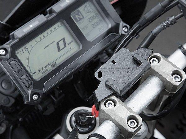 Suporte De Fixação Para GPS Guidão SW-Motech Yamaha MT-09 Tracer