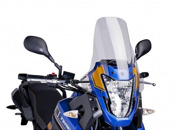 Bolha Touring Em Acrílico Transparente Yamaha XT 660Z Ténéré Puig
