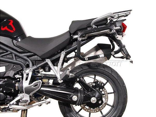 Suportes para Fixação de Malas Laterais Trax Yamaha XT 660Z Ténéré