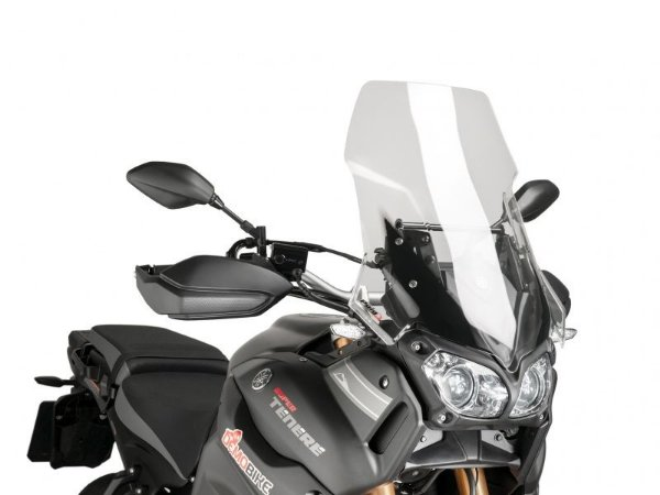 Bolha Touring Em Acrílico Transparente Yamaha XT 1200Z Super Ténéré Puig 2015