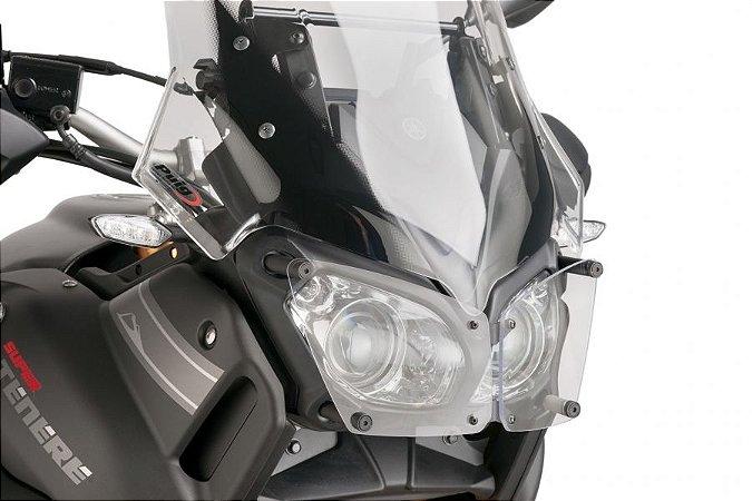 Protetor De Farol Policarbonato  Yamaha XT 1200Z Super Ténéré SW-Motech