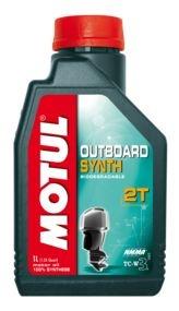 Óleo de Motor Motul Outboard Synth 2t 100% Sintético
