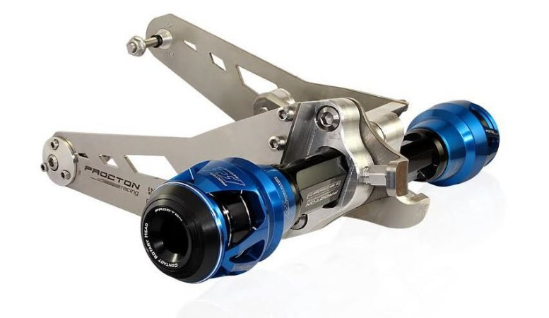 Slider Cabeça F1 Honda CBR 1000RR 2008 - 2009 (sem ABS) Procton