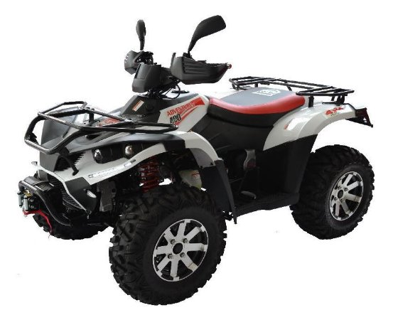 Quadriciclo Fun Motors Adventure 400cc 4x4 Automático