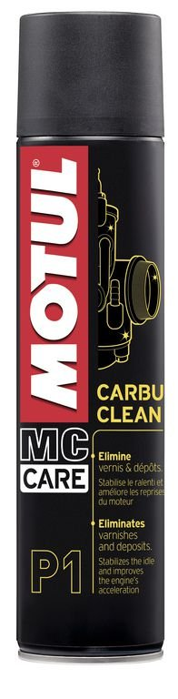 Motul Carbu Clean P1 Limpeza De Carburador 400ml
