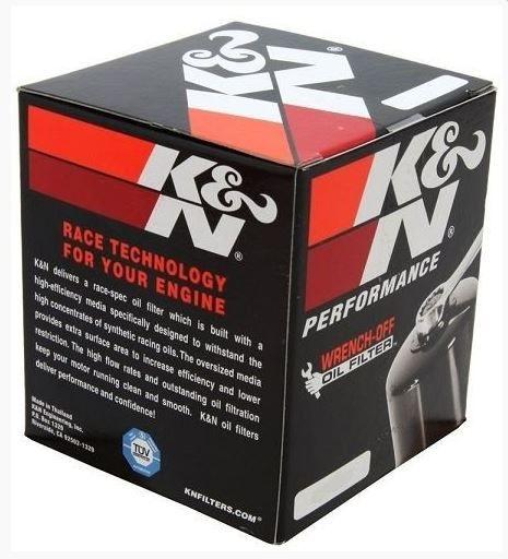 Filtro de Óleo K&N KN-401