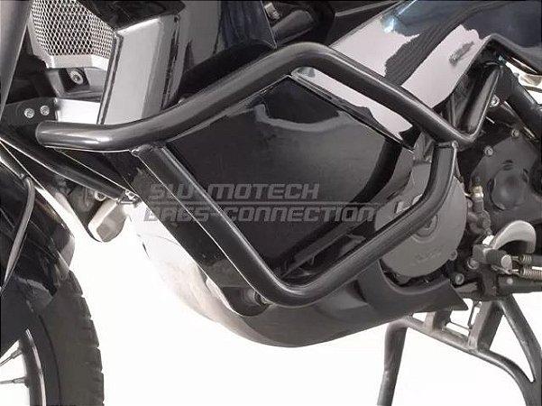 Protetor de Motor Lateral Preto KTM LC8 990 Adventure R SW-Motech