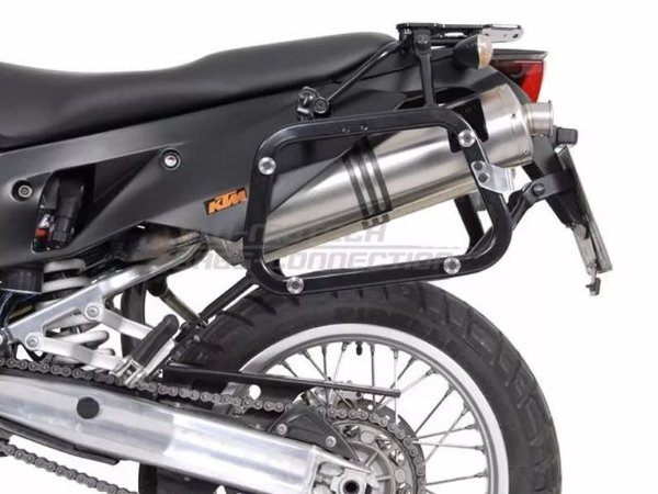 Suportes para Fixação de Malas Laterais Trax KTM LC8 990 Adventure R