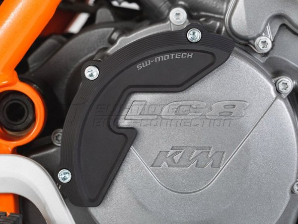 Protetor Lateral Da Tampa Do Motor Ktm LC8 990 Adventure R