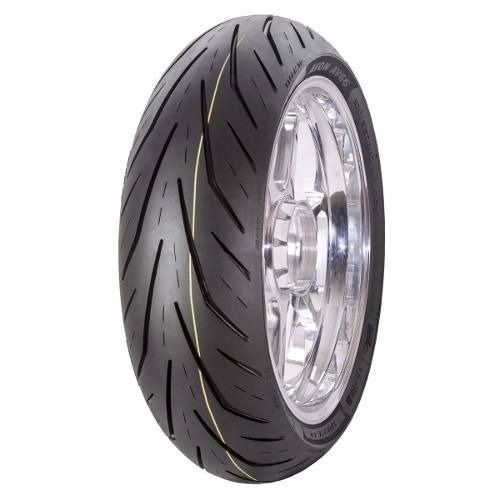 Pneu Traseiro Avon Tyre Storm 3d X-m 190/55 R17 Z 75w