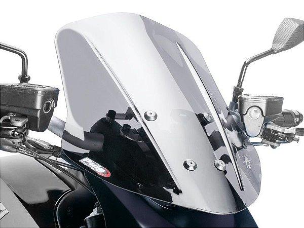 Bolha Naked Touring Fumê Clara Ducati Diavel Puig 2013-2015