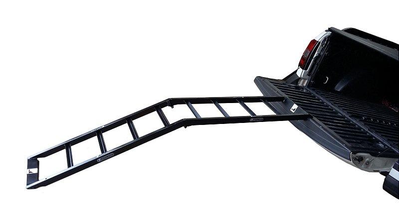 Rampa Motojack dobrável com capa de proteção
