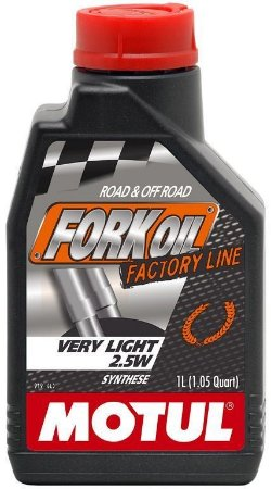 Fork Oil Factory Line Very Light 2,5W