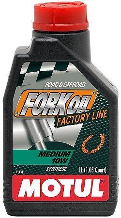 Fork Oil Factory Line Medium 10W