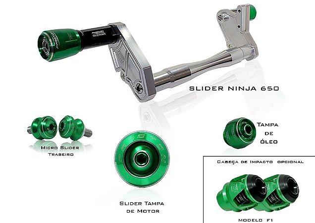 Kit de Slider Procton - Kawasaki Ninja 650R
