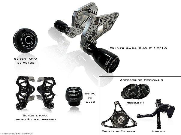 Kit de Slider Procton - Yamaha XJ6F
