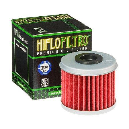 Filtro de Óleo Hiflofiltro HF-131 Suzuki Burgman 125