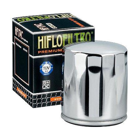 Filtro de Óleo Hiflofiltro HF-174C Harley Davidson Street Rod