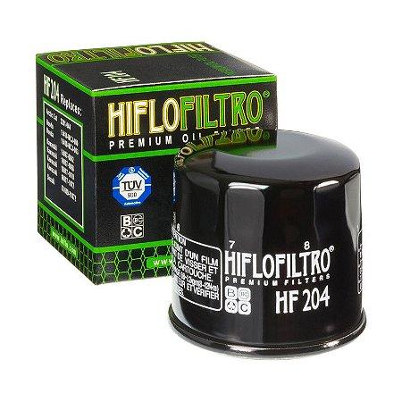 Filtro de Óleo Hiflofiltro HF-204 Honda VTX 1300