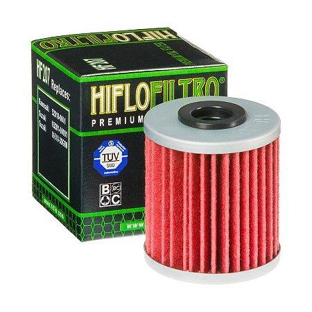 Filtro de Óleo Hiflofiltro HF-207 Kawasaki KX 450