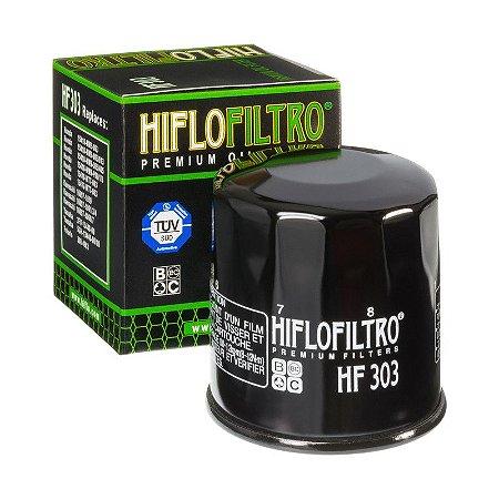 Filtro de Óleo Hiflofiltro HF-303 Honda CBF 750X 7 Galo