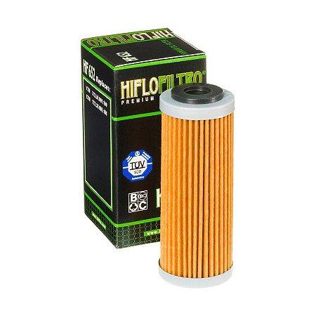 Filtro de Óleo Hiflofiltro HF-652 KTM 530