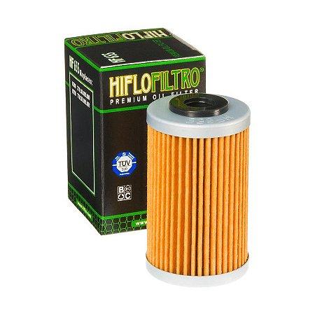 Filtro de Óleo Hiflofiltro HF-655 Husaberg 570 Enduro