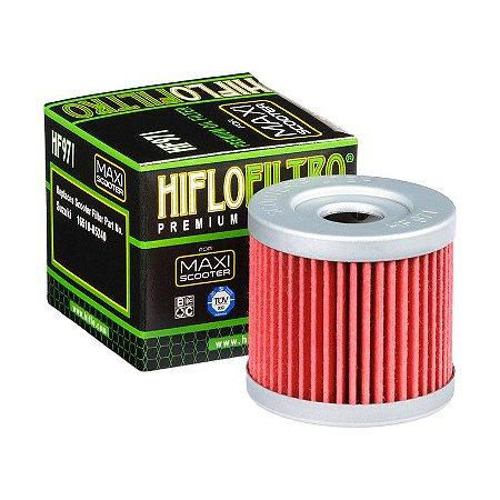 Filtro de Óleo Hiflofiltro HF-971 Suzuki Burgman 400