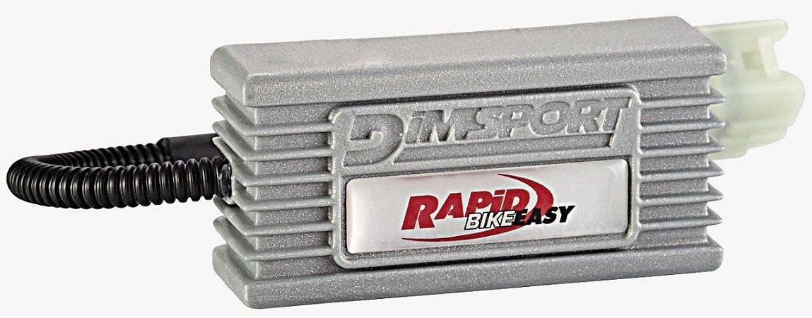 Módulo Eletrônico de Potência Rapid Bike Easy Triumph Daytona Street Triple 675 2006 - 2017