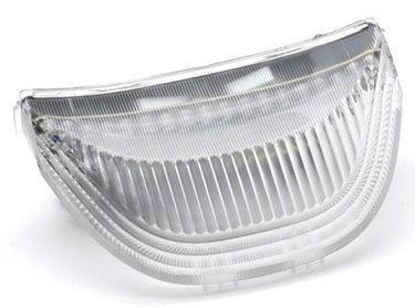 Lanterna com Pista Integrado Honda CBR 600RR Cristal 2007 - 2012